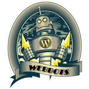 Webbots and WordPress