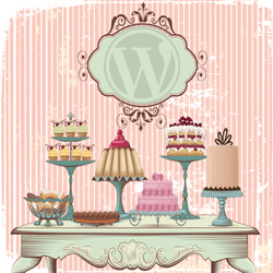 WordPress SEO Cake