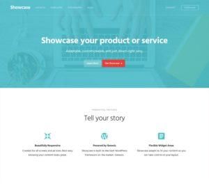Showcase Pro Mobile Responsive Theme