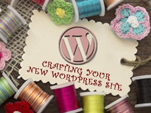 Get a New WordPress Website