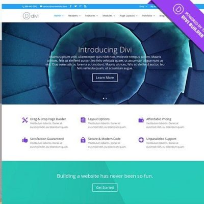 Divi: One of the Most Versatile WordPress Themes