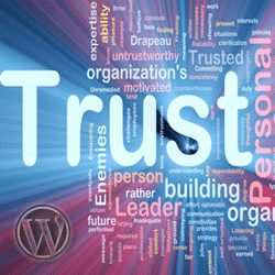 Trust is Gold Online; So is Going Social