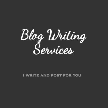 Blog Post Copywriting Service