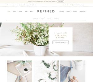 Refined Pro Premium WordPress Theme