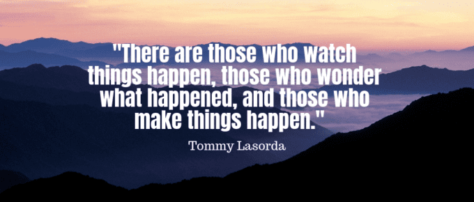 Make Things Happen with WordPress