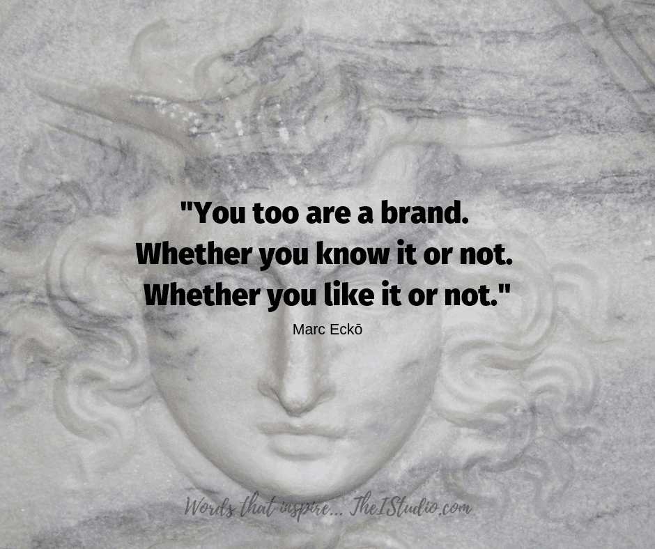 You are your brand -- so is your Favicon.