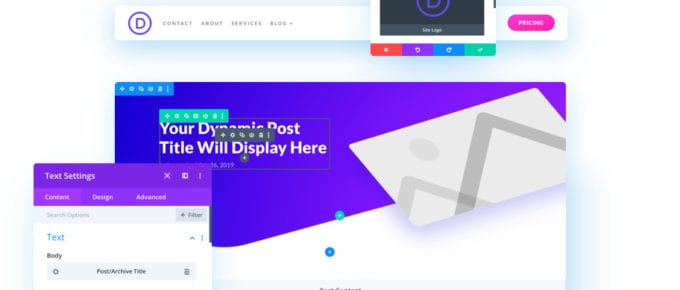 Divi Allows You to Build Your Own Website