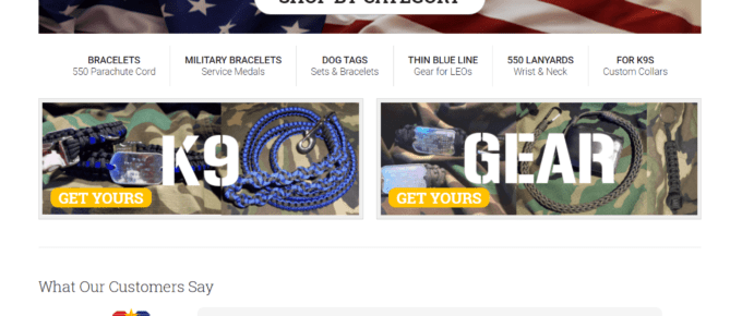Paracord Paul Dot Com