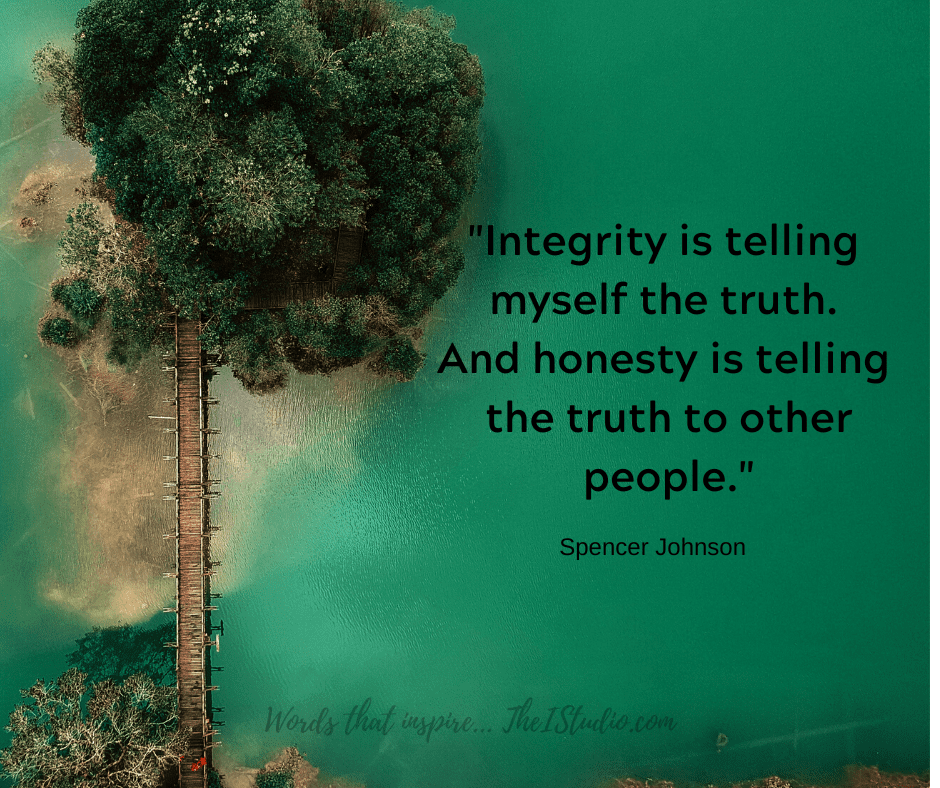Ethics and Integrity Matter