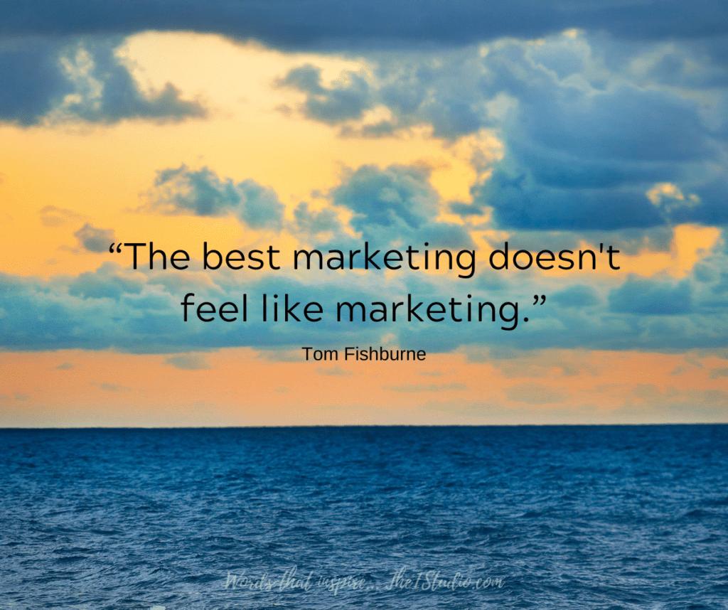 Easy Marketing Tip