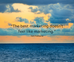 Quickie Marketing Tip:  Just Answer Questions!