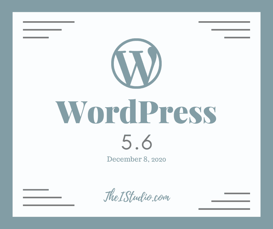 Read this before updating to WordPress 5.6