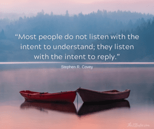 Your Online Marketing: All Talk; No Listening?