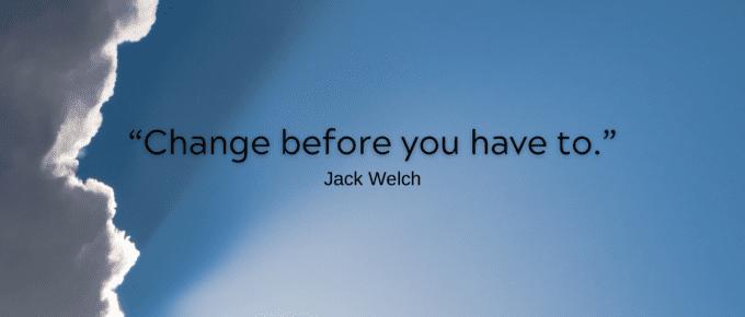 Embracing changes in WordPress